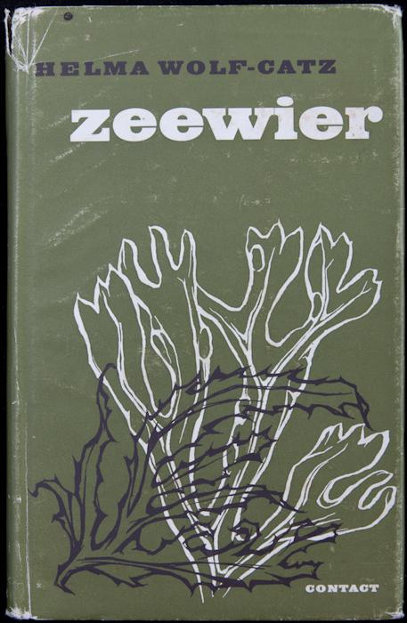 Zeewier. Contact, Amsterdam, 1962.