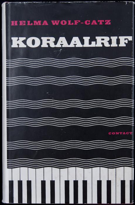 Koraalrif. Contact, Amsterdam, 1961.