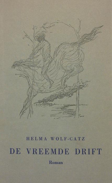 De vreemde drift. De getijden pers, Zaandijk, 1959.