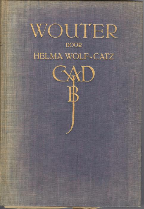 1932. Wouter, de liefde van een jongen