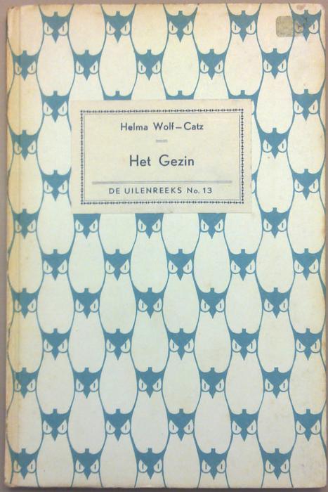 Het gezin. Bigot en Van Rossem. Amsterdam, 1935.
