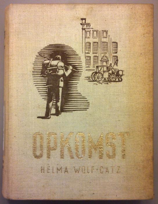 Opkomst. Sijthoff, Leiden, 1937.