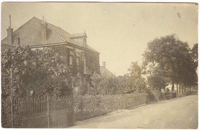 1900. Helma's geboortehuis in Nieuw Sint Joosland