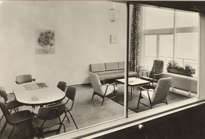 1963. Sinai-kliniek Apeldoorn