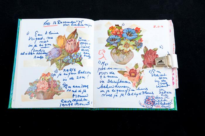 1975. Dagboekje op rijm van Helma aan Loeka